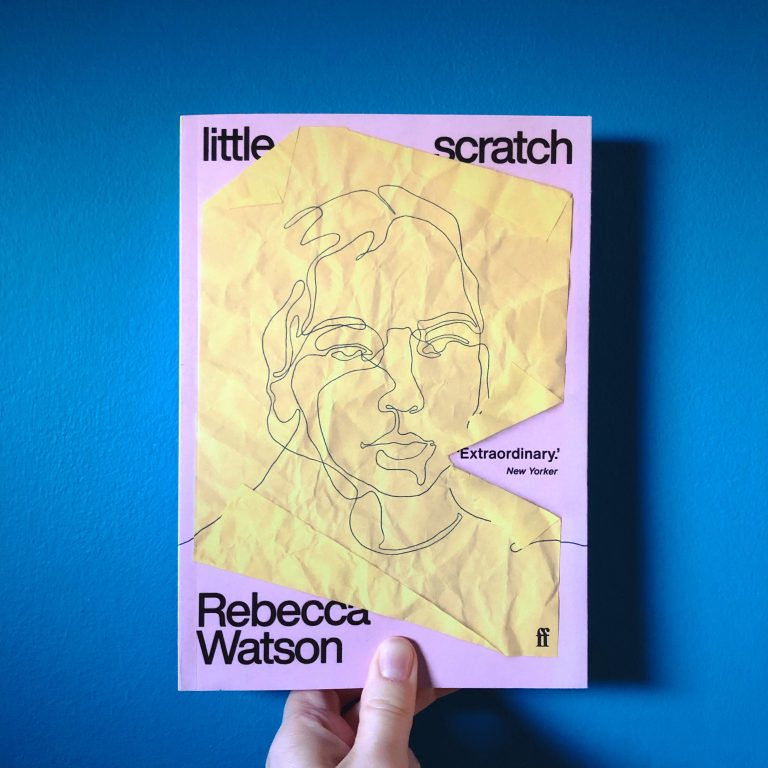 Read more about the article little scratch — Rebecca Watson