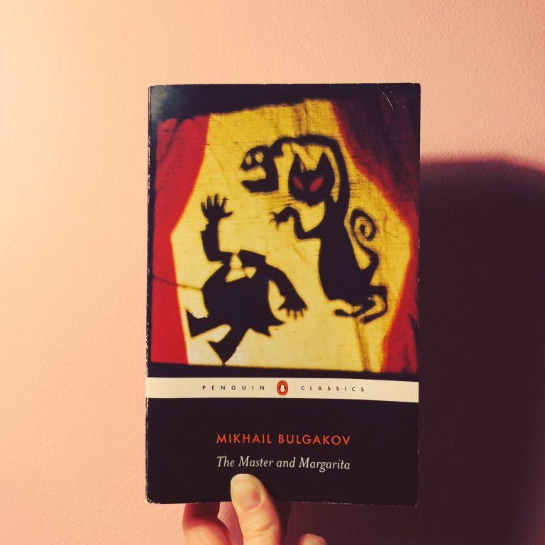 Read more about the article The Master and Margarita — Mikhail Bulgakov