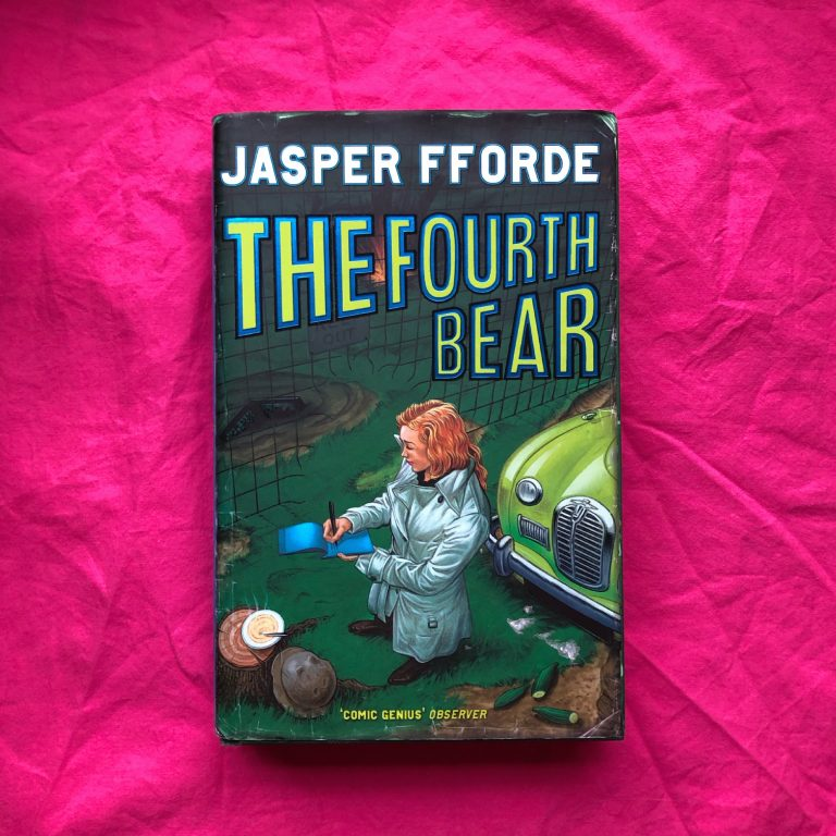 Read more about the article The Fourth Bear — Jasper Fforde