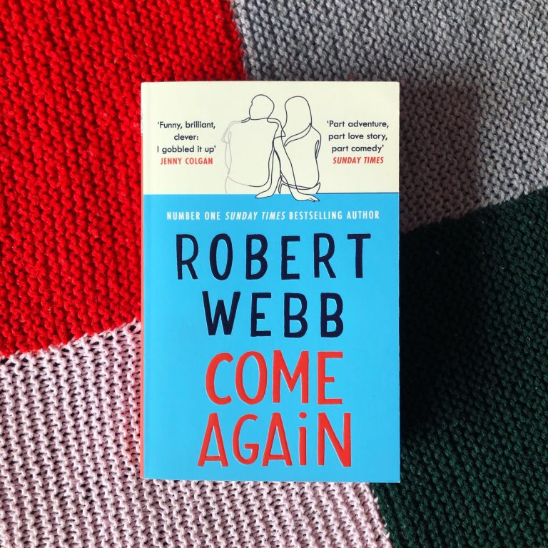 Read more about the article Come Again — Robert Webb