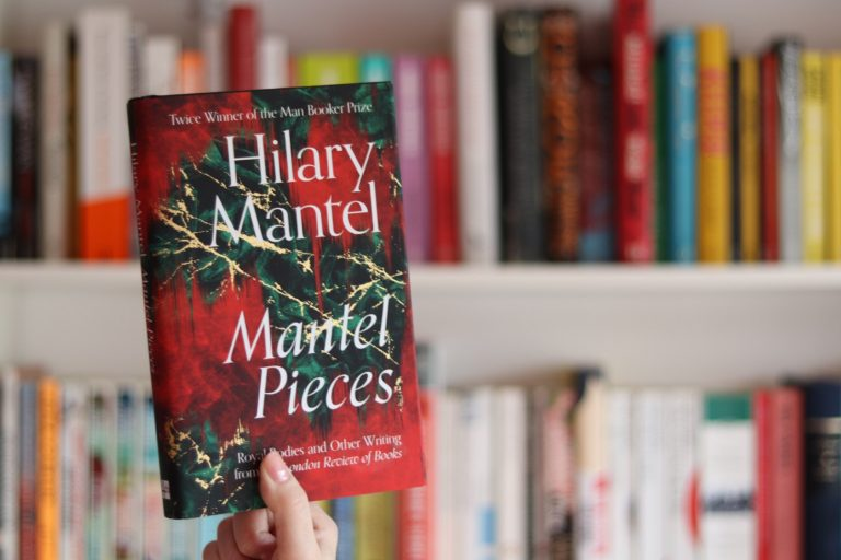 Read more about the article Mantel Pieces — Hilary Mantel