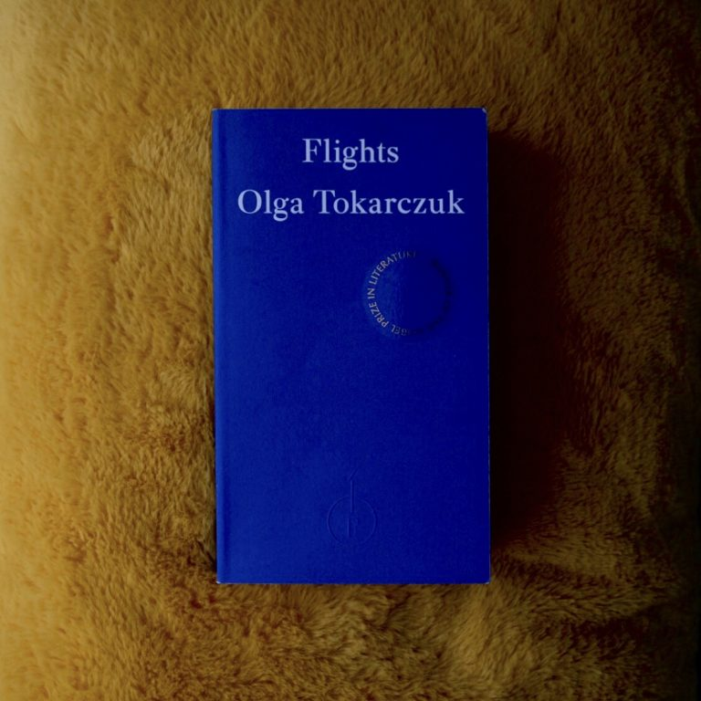 Read more about the article Flights — Olga Tokarczuk