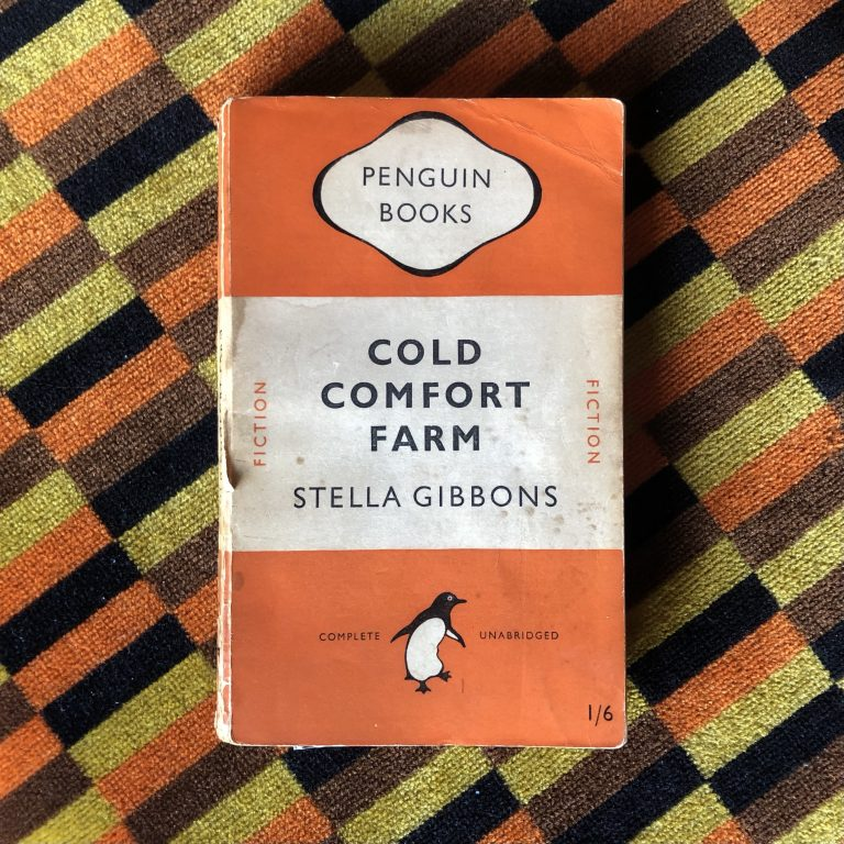 Read more about the article Cold Comfort Farm — Stella Gibbons