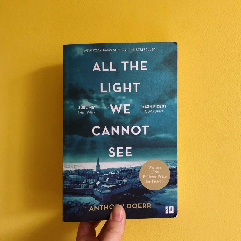 Read more about the article All the Light We Cannot See — Anthony Doerr